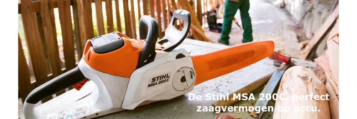 Stihl MSA200