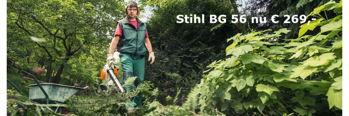 Stihl BG56 nu 269