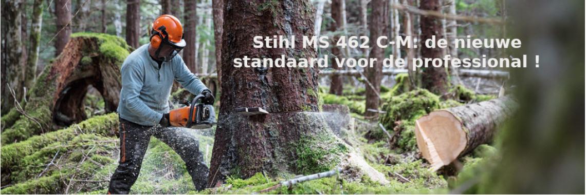 Stihl MS462 C-M