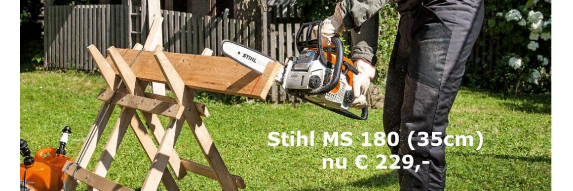 Stihl MS180 nu 229