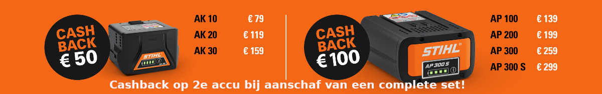 cashback 50 en 100