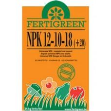 NPK 12-10-18 Fertigreen 25kg