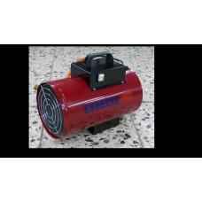 Endress gasheater G10M