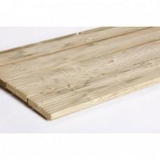Reliefplank / dekdeel 29 x 145